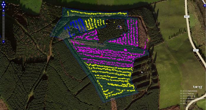 RTFI Map