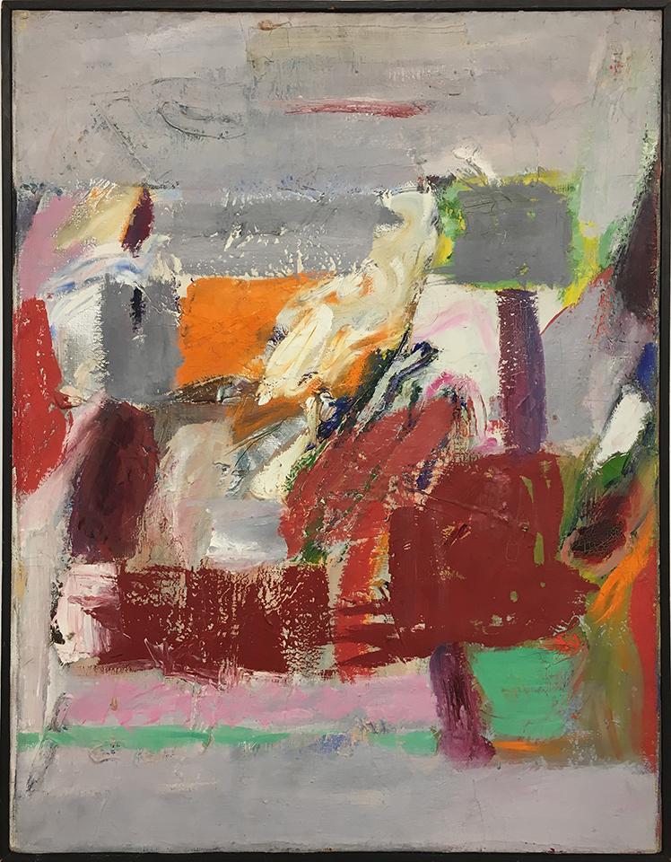 Untitled (Black Mountain), 1956