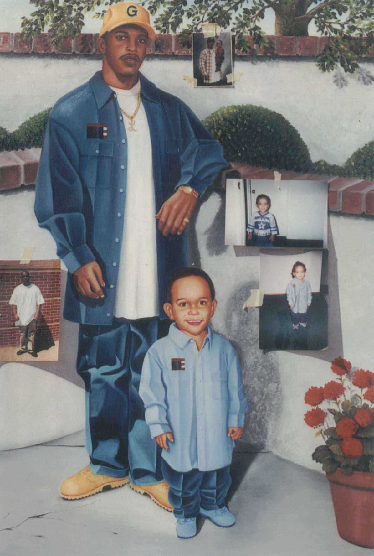 Koolos and Son Portrait