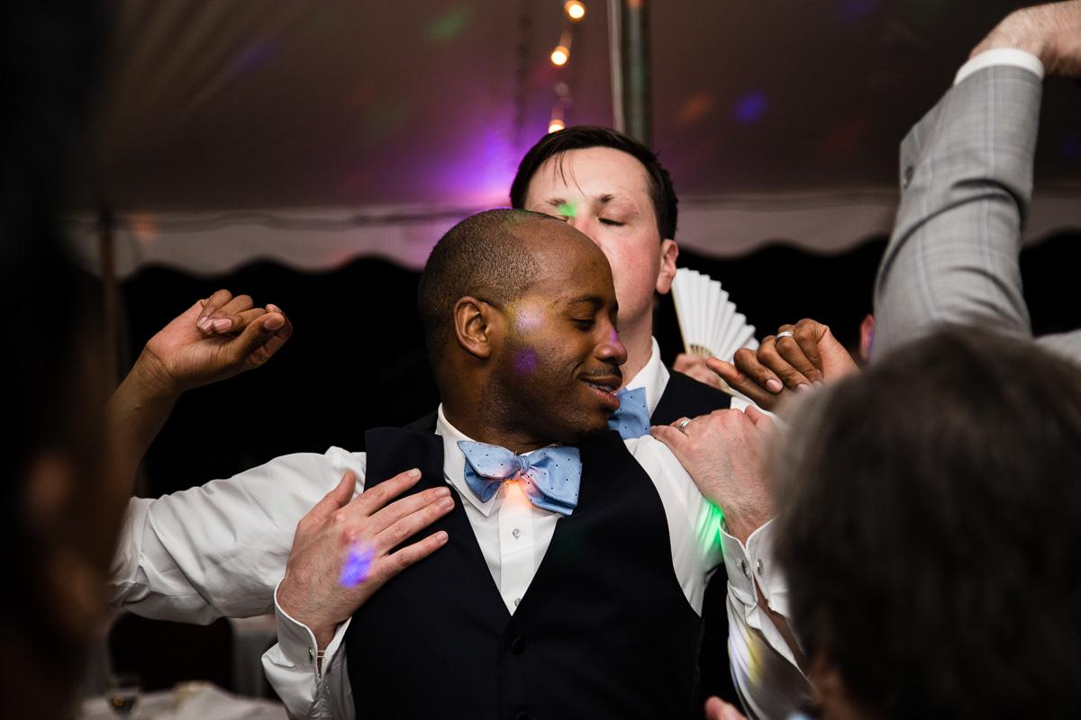 Elizabeth-Mealey-New-York-Wedding-Photographer-LGBTQ-Two-Grooms-Dancing-Reception-Blue-Bow-Tie-Interracial-Couple0-147.jpg