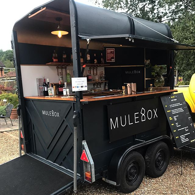 Getting this guy ready for another busy week of events! 🙌   Still dates available for summer 2020 so get in touch if you are celebrating next year and would like us to serve up some delicious, conscious delights ✌️