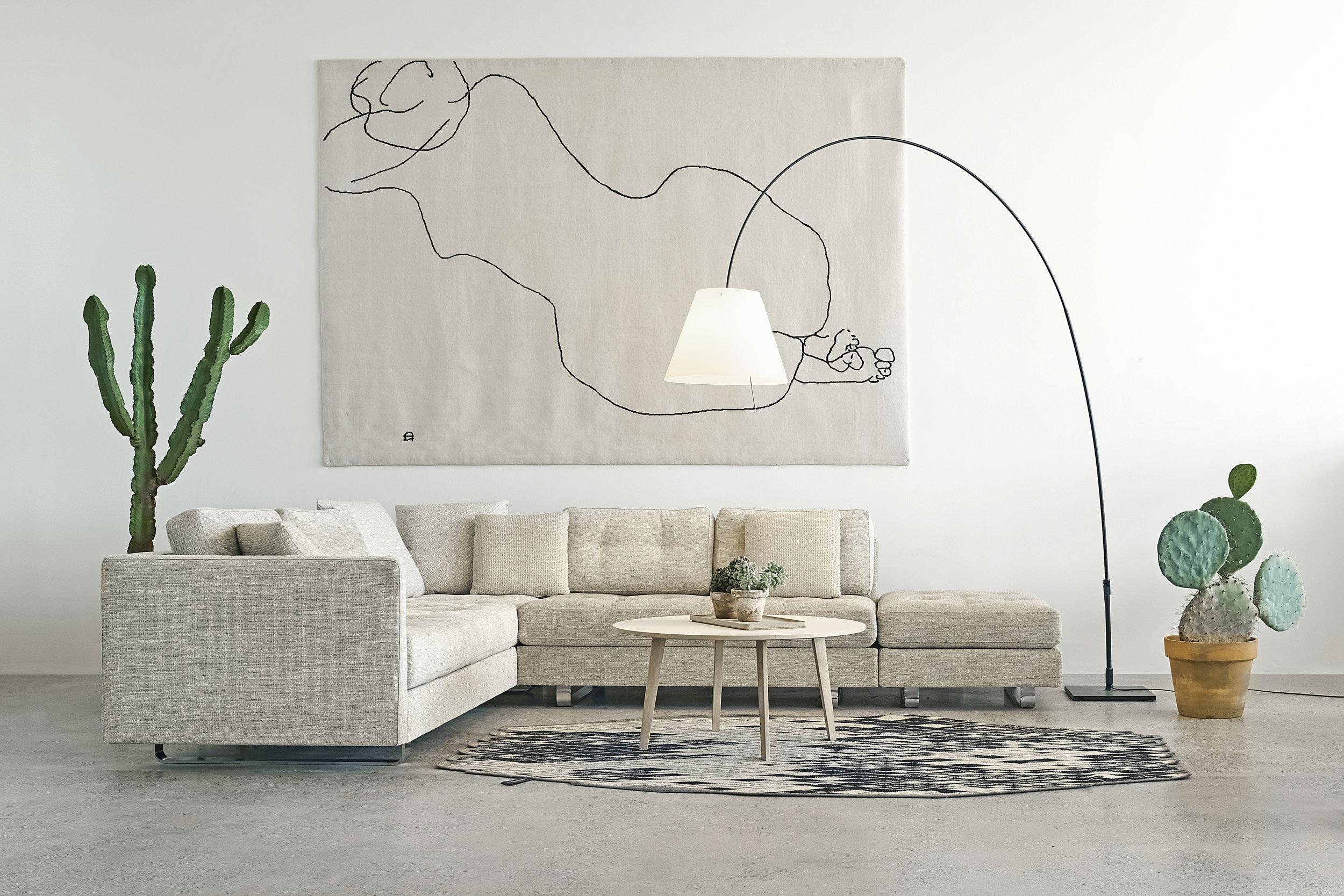 <b>Not 3T coffee table</b> designed by Foersom & Hiort-Lorenzen