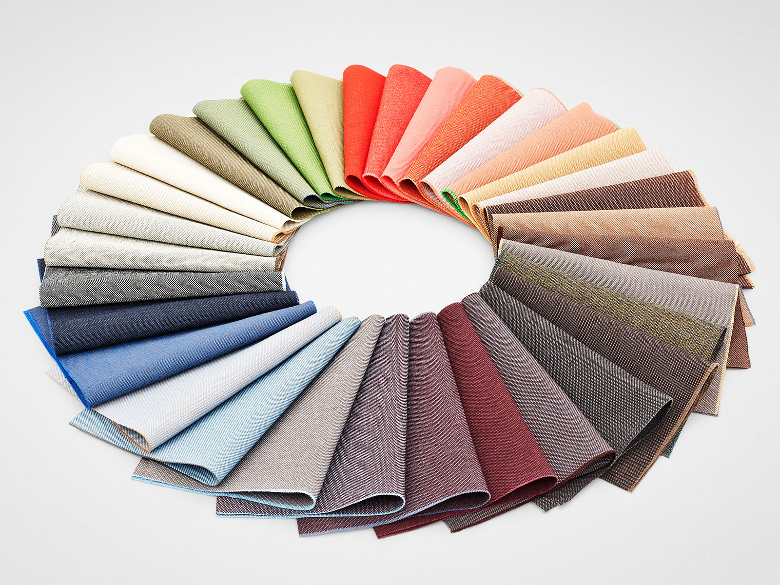 From a vast array of materials in an almost unlimited range of colours, Kvadrat's textiles are the standard in quality and innovation for fine upholstery across the globe.