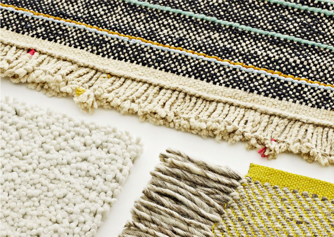 Danskina rugs contemporary, made-to-order rugs with outstanding craftsmanship, hand-detailing and premium-quality materials.They bring a warm, new design language to commercial and residential spaces alike.