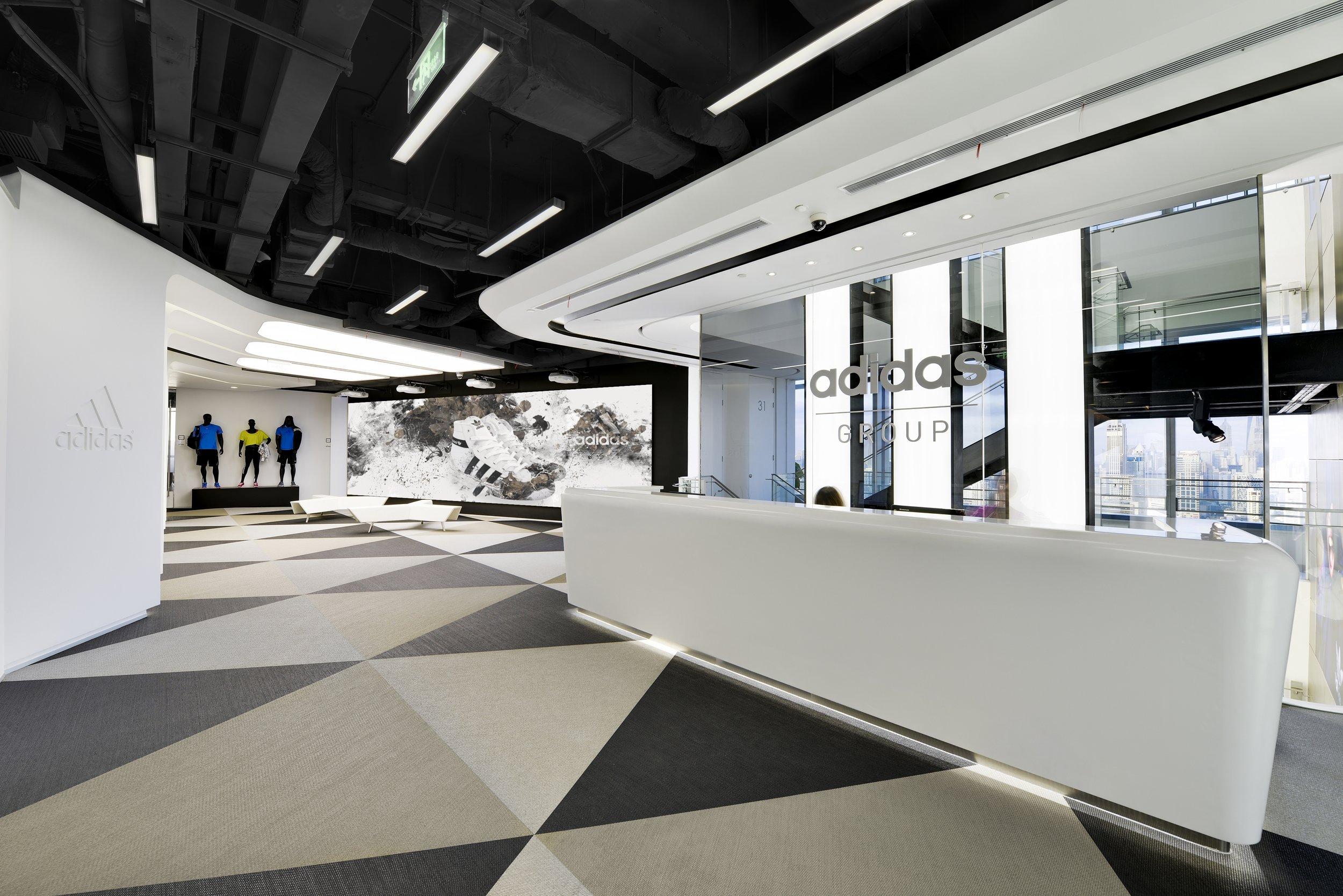 ADIDAS - Shanghai Headquarters