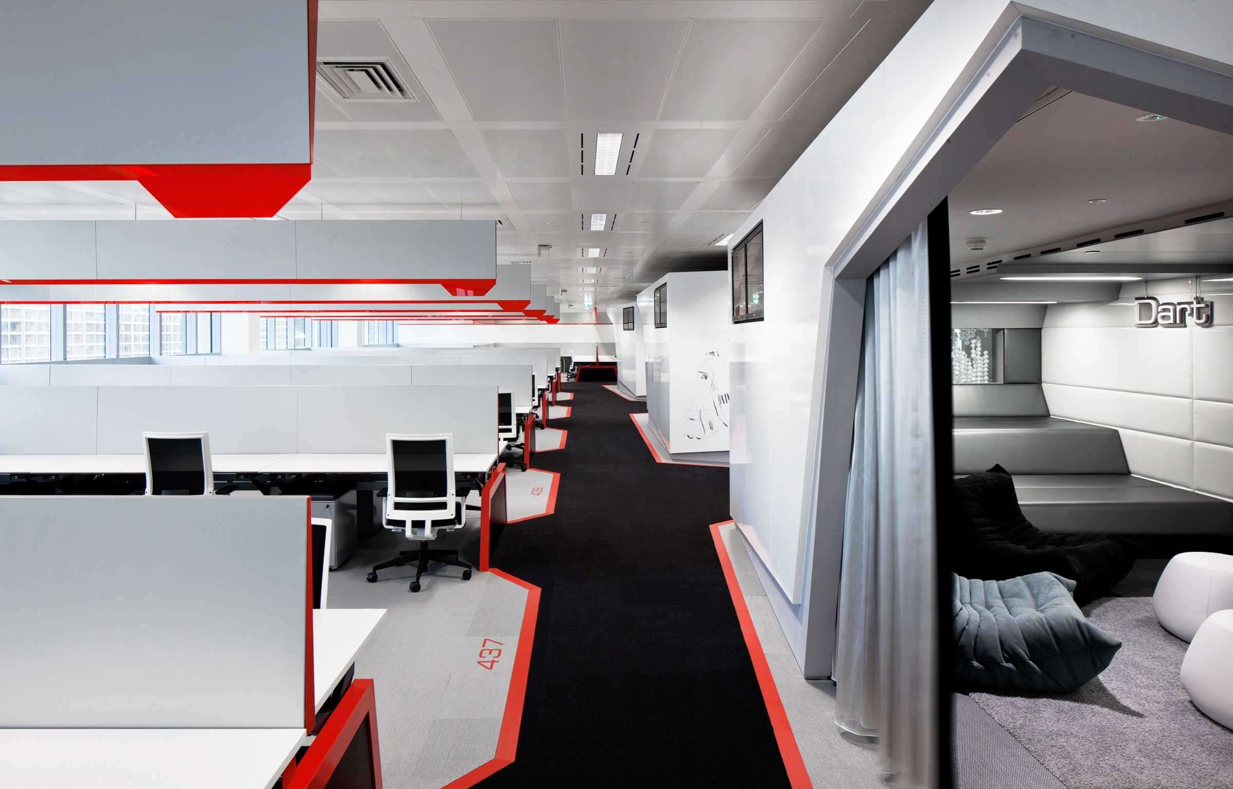 GOOGLE - London office