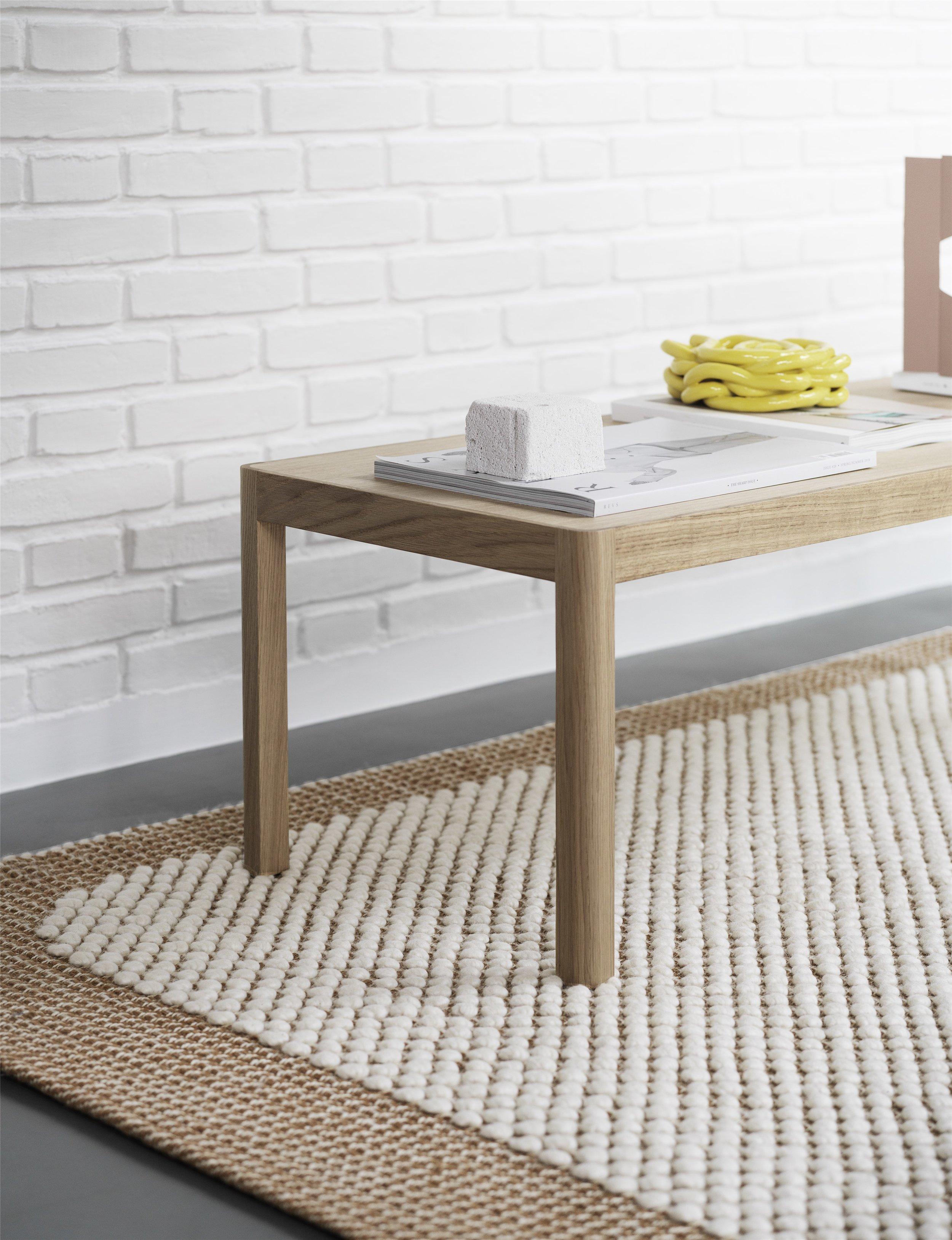 Pebble rug & workshop table  muuto, home decor, accessories, interiors, scandinavian design .jpg