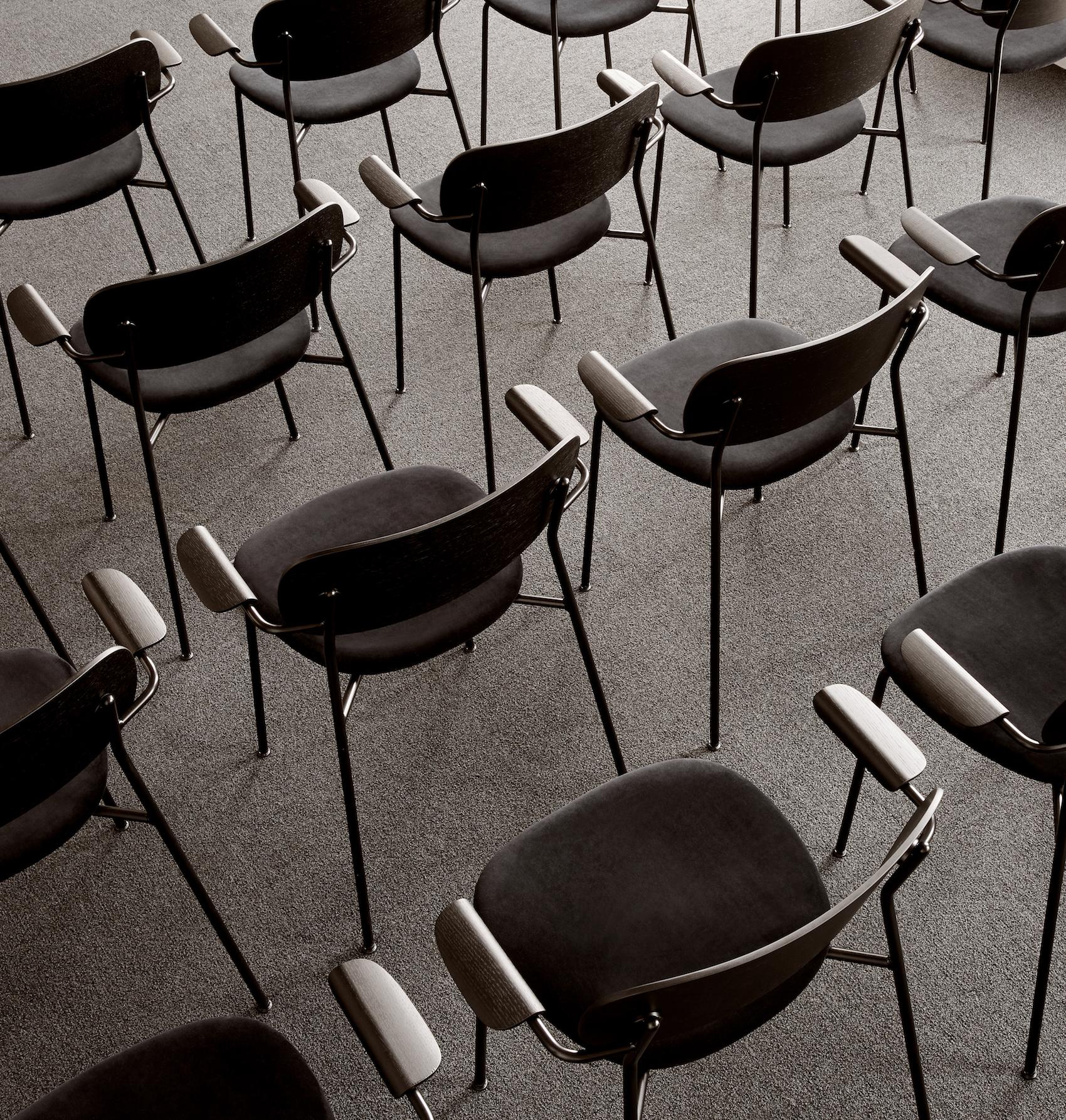 Co Chair The Lab Menu, modern furniture, chair, scandinavian design, scandinavian home Gridiron project London 2.jpg