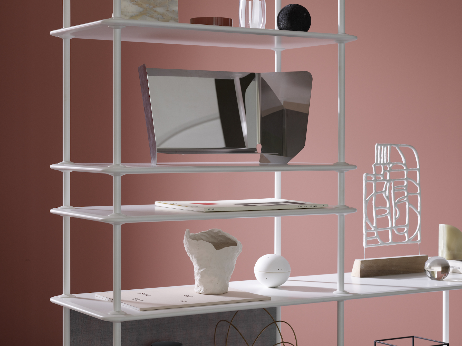 Montana Free Shelving ChinaRed, storage solutions, scandinavian design, interiors styling 3.jpg