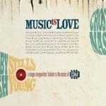 Louis Ledford  Music is Love  lap steel, fender rhodes