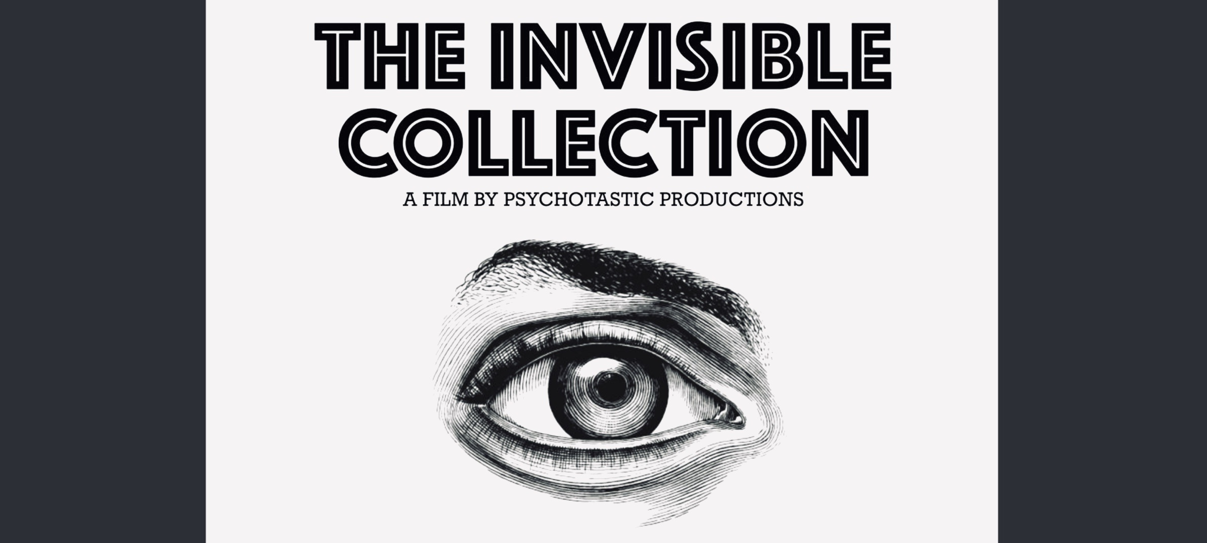 INVISIBLE COLLECTION - COMING SOON