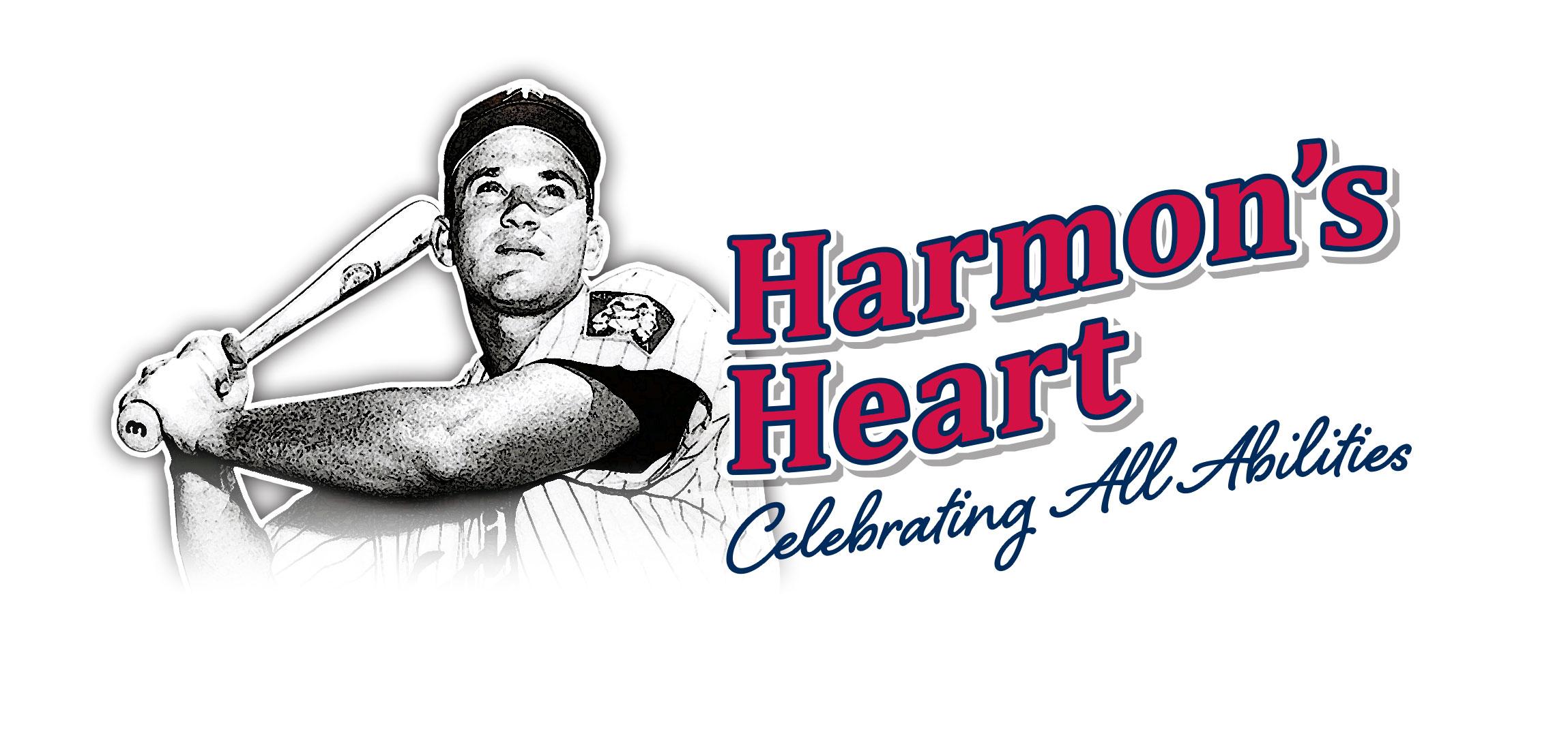 Harmon's Heart of Baseball Logo