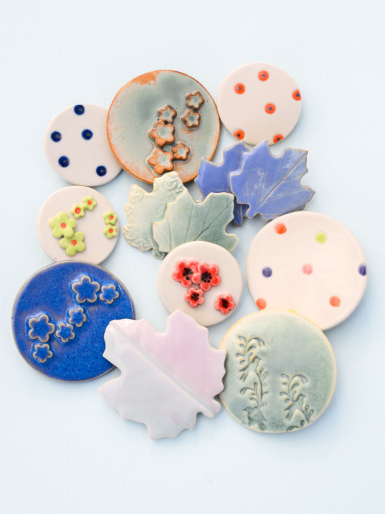 Brooches -