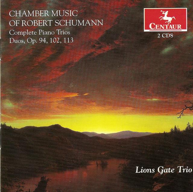 Complete Music of Robert Schumann