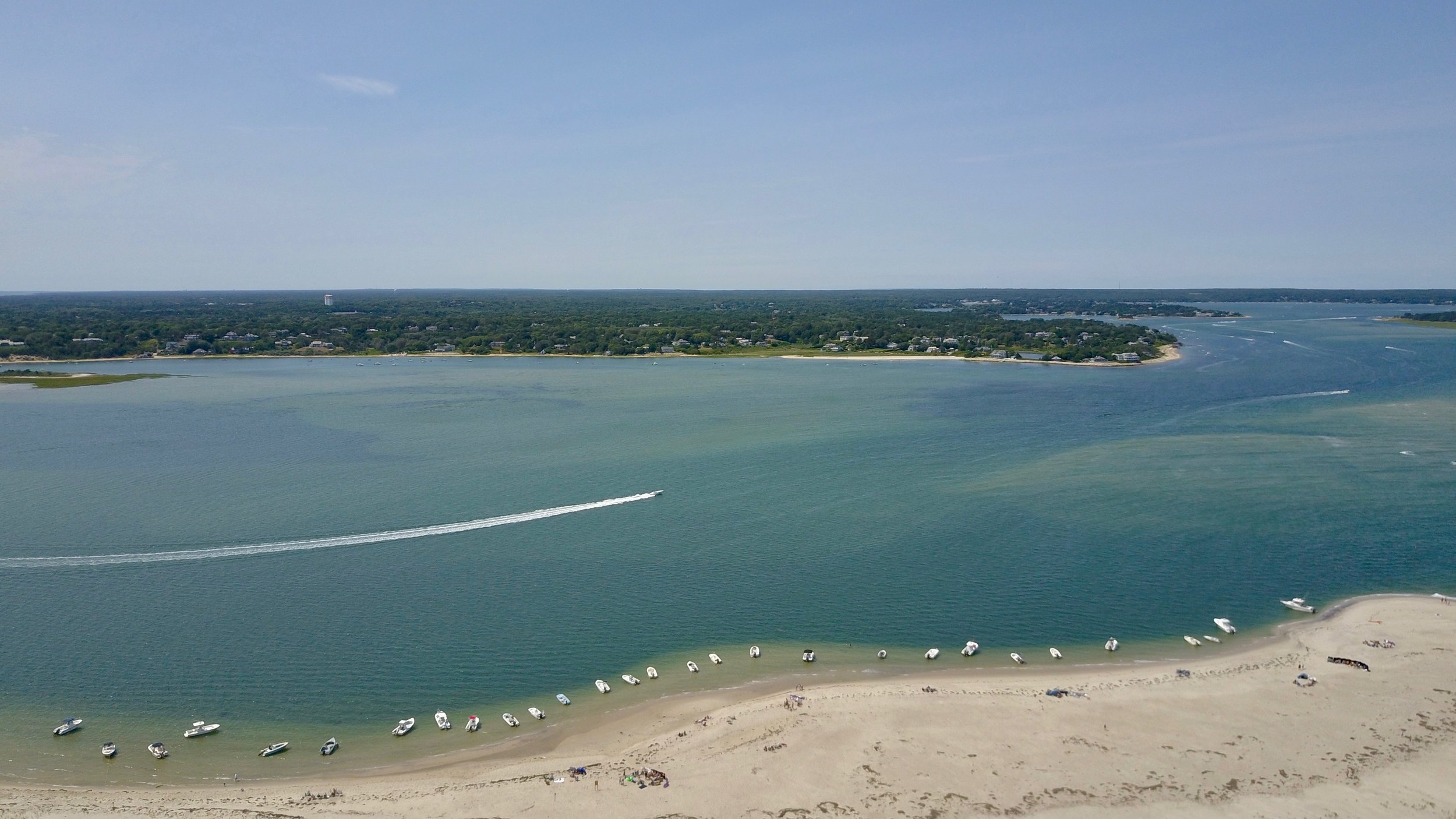 Our beautiful cruising waters are the finest on Cape Cod