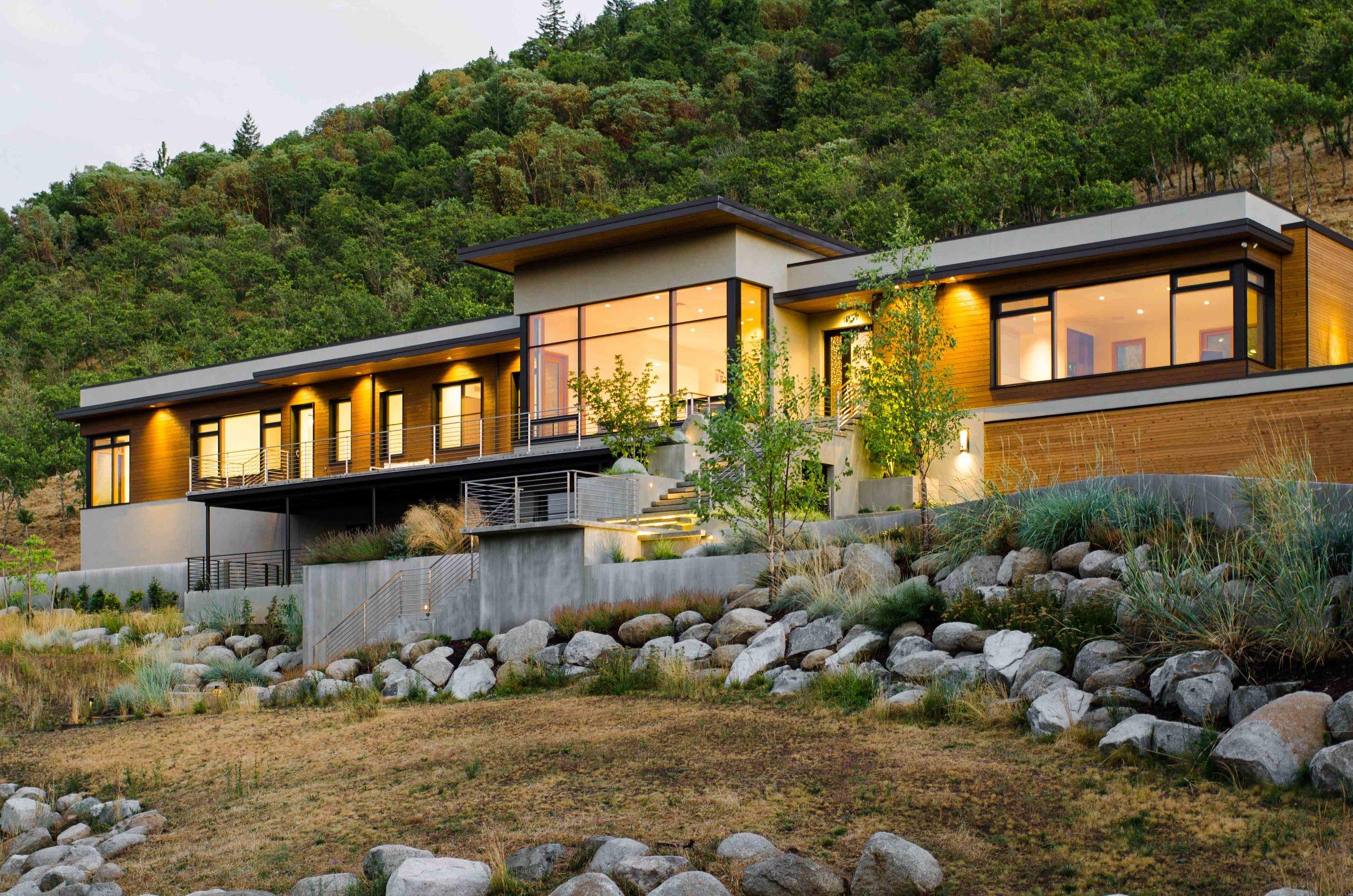 Fineline House -