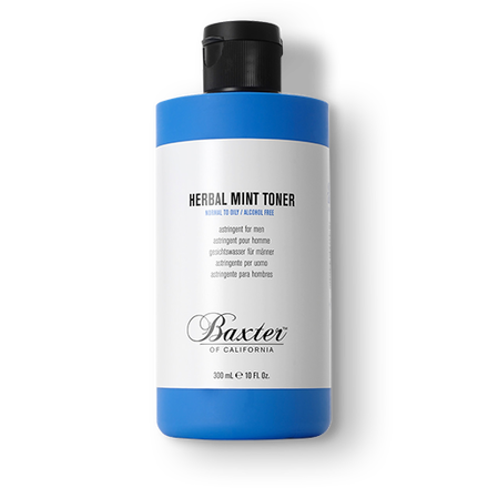 Baxter of California  Herbal Mint Toner, 10 oz. $18.00