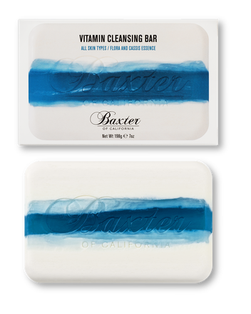 Baxter of California  Vitamin Cleansing Bar, Flora Cassis, $17.00