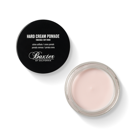 Baxter of California  Hard Cream Pomade, $23.00