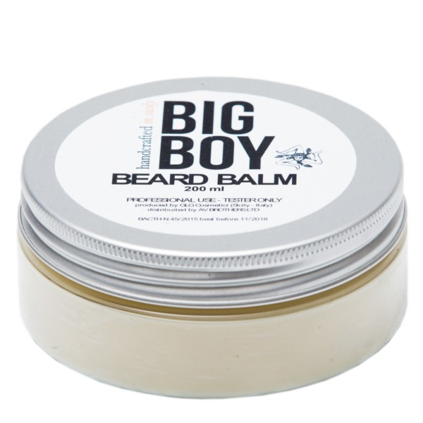 Big Boy  Beard Balm, 200 ml $30.00