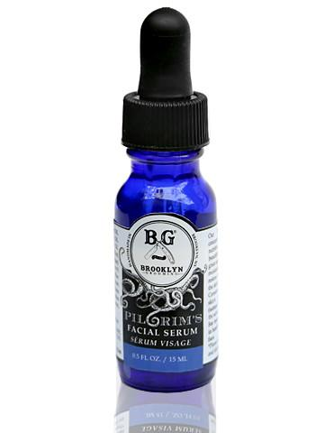 Brooklyn Grooming  Pilgrim's Facial Serum, .5 oz., $36.00