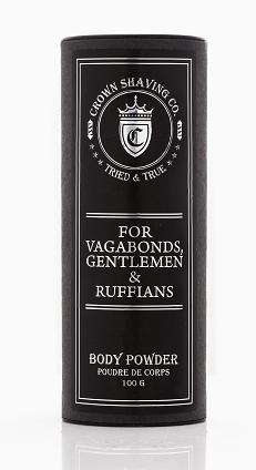 Crown Shaving Co. Body Powder $19.00