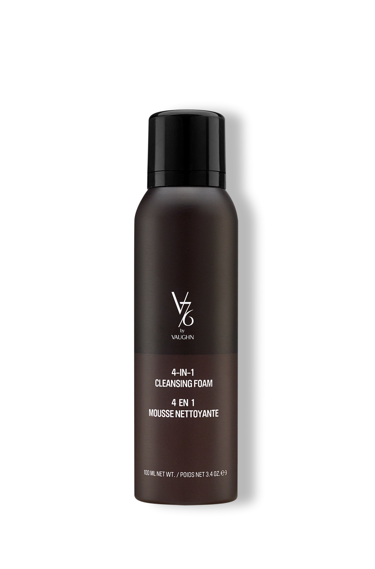 V76 by Vaughn  4-in-1 Cleansing Foam, 3.4 oz. $22.00