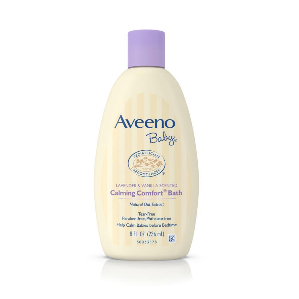 Aveeno Baby  Calming Comfort Bath,8 oz. $7.00