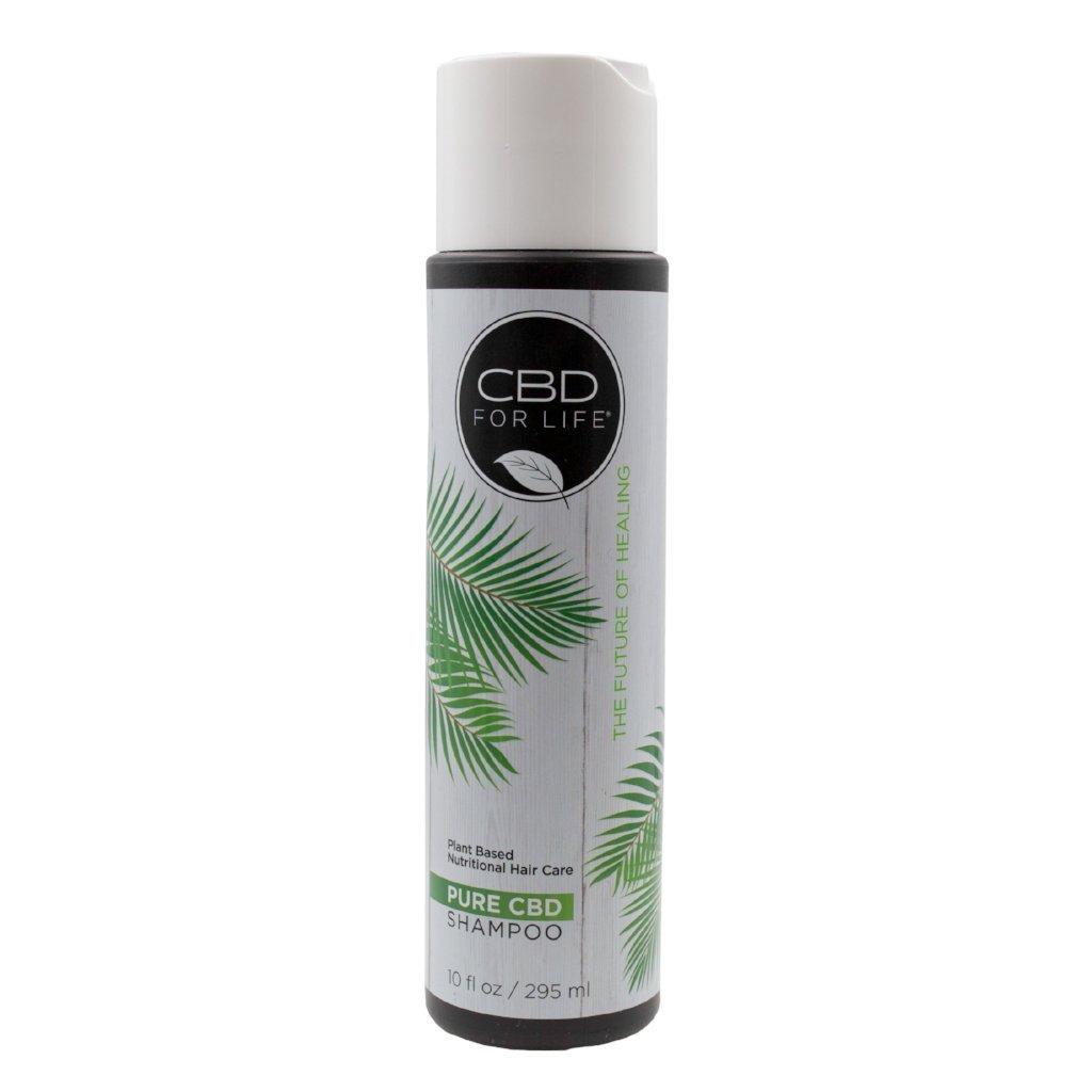 CBD for Life  Pure CBD Shampoo, 10 oz. $25.00