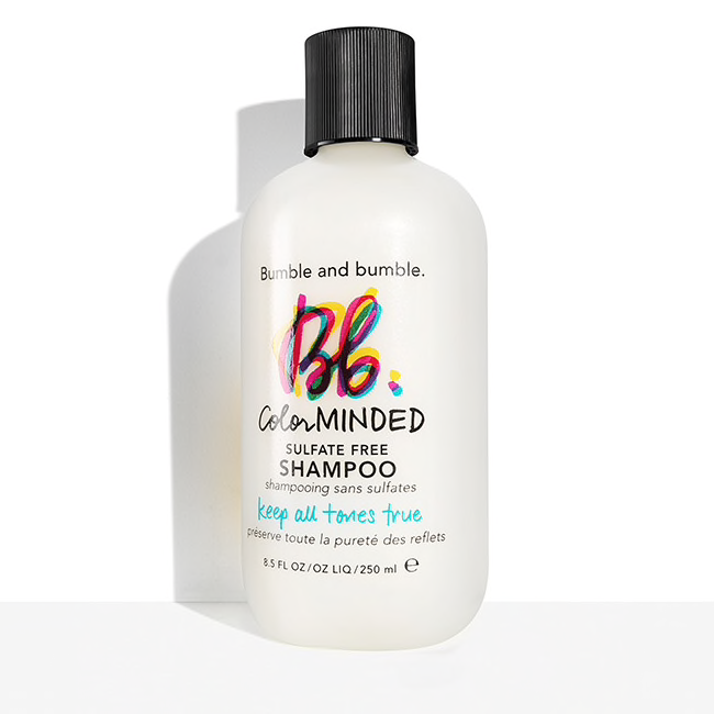 Bumble and bumble.  Color Minded Conditioner, 5 oz. $31.00