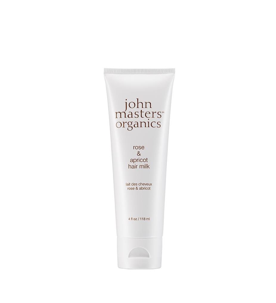John Masters Organics  Rose & Apricot Hair Milk, 4 oz. $26.00