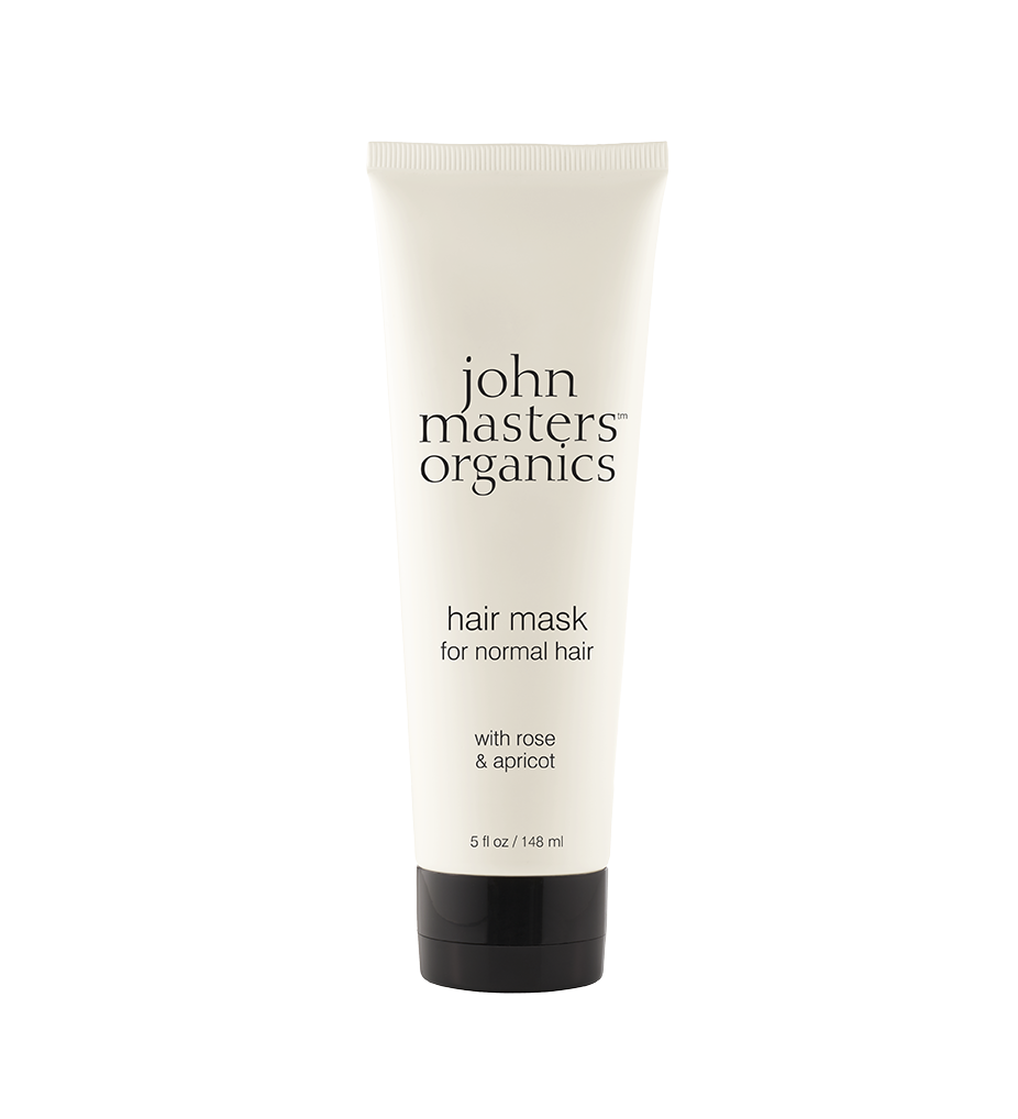 John Masters Organics  Hair Mask For Normal Hair With Rose & Apricot, 5 oz. $29.00