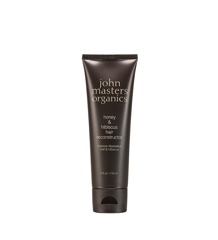 John Masters Organics  oney & Hibiscus Hair Reconstructor, 4 oz. $28.00