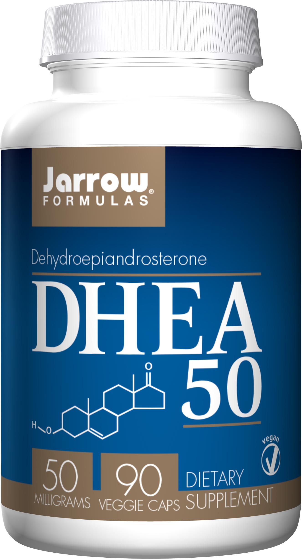 Jarrow DHEA 50mg