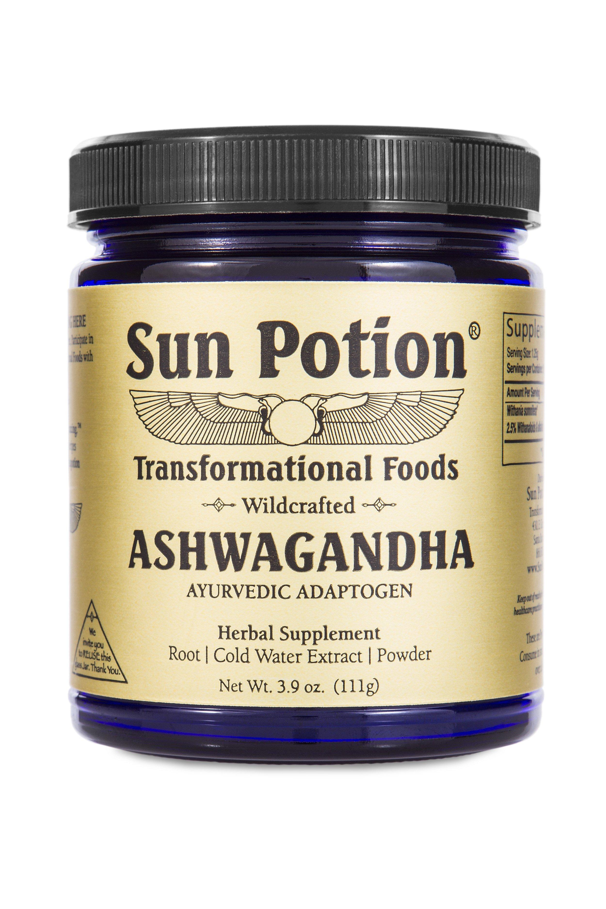 Sun Potion  Ashwagandha 111g