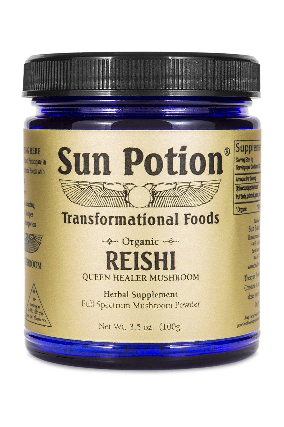 Sun Potion  Reishi 100g