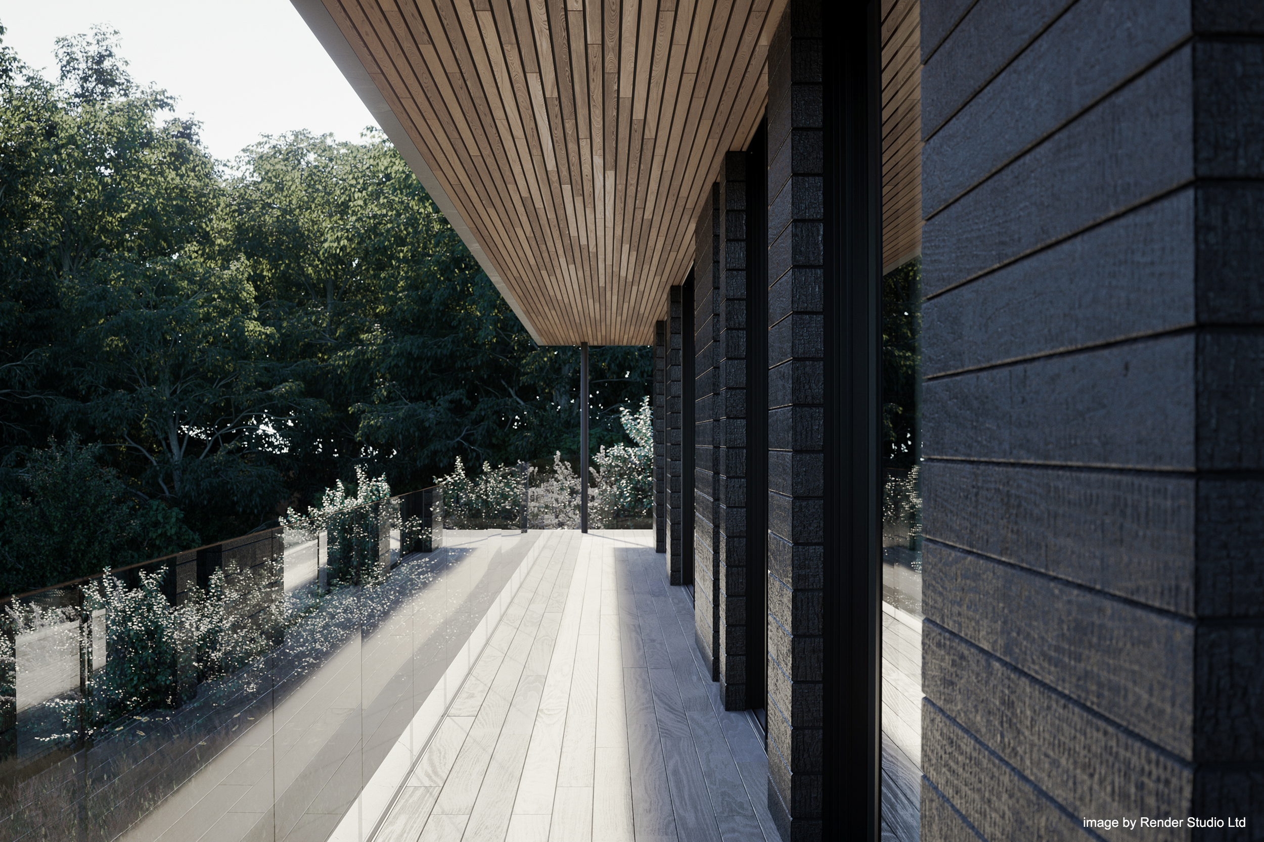 house, contemporary, scotland, foundland, home, bespoke, timber, glass