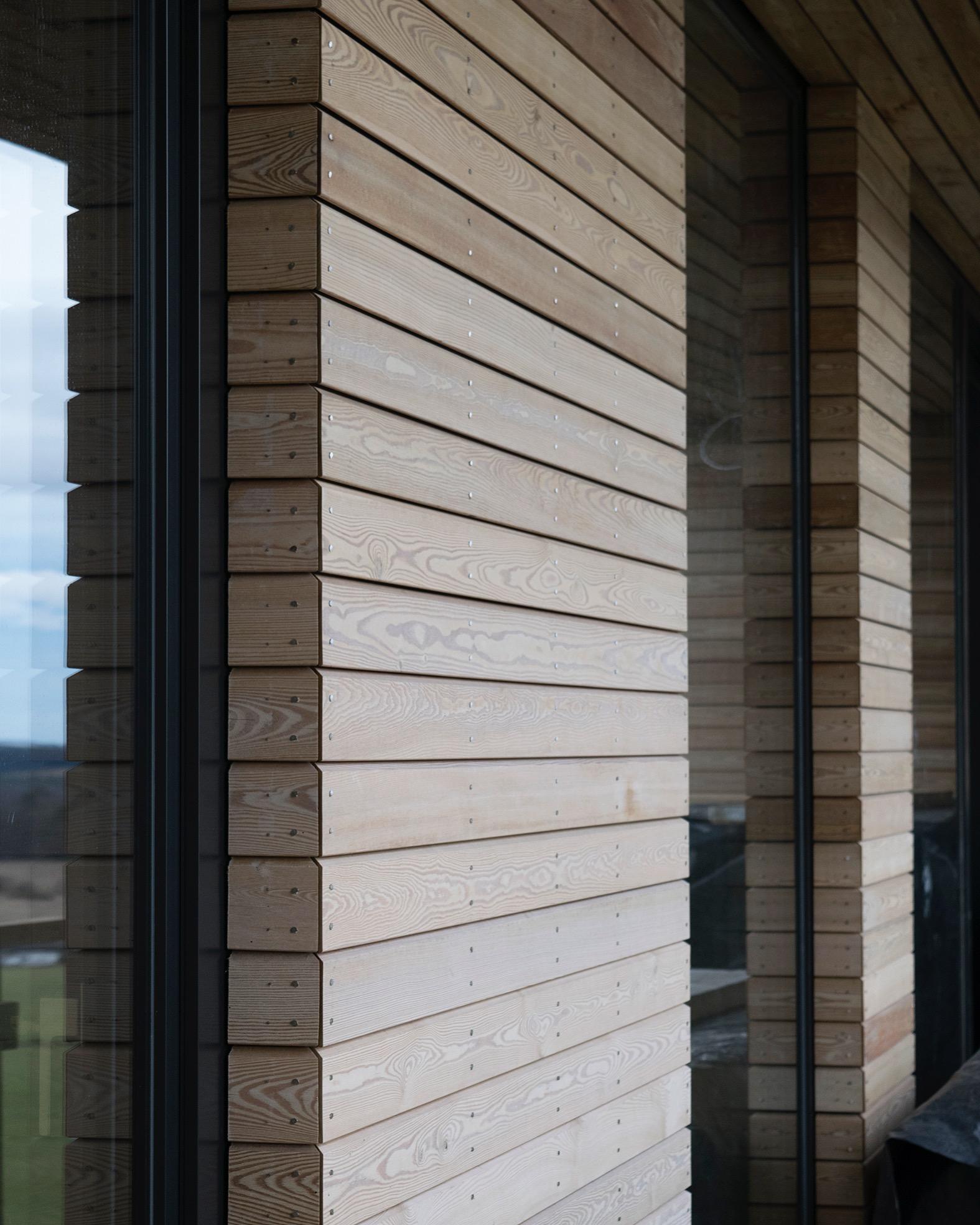 house, timber, detail, bespoke, contemporary, scotland