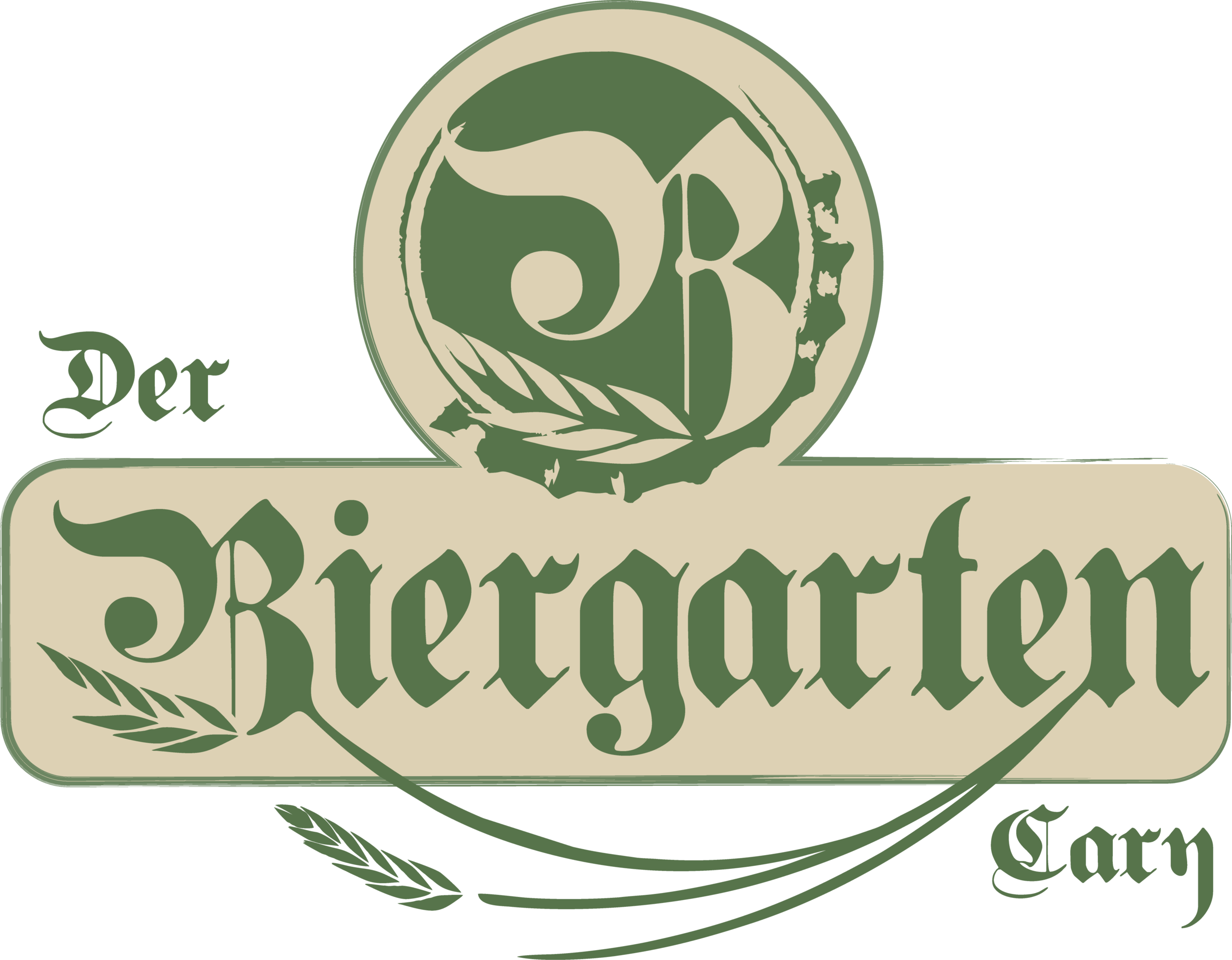 DER BIERGARTEN, CARY