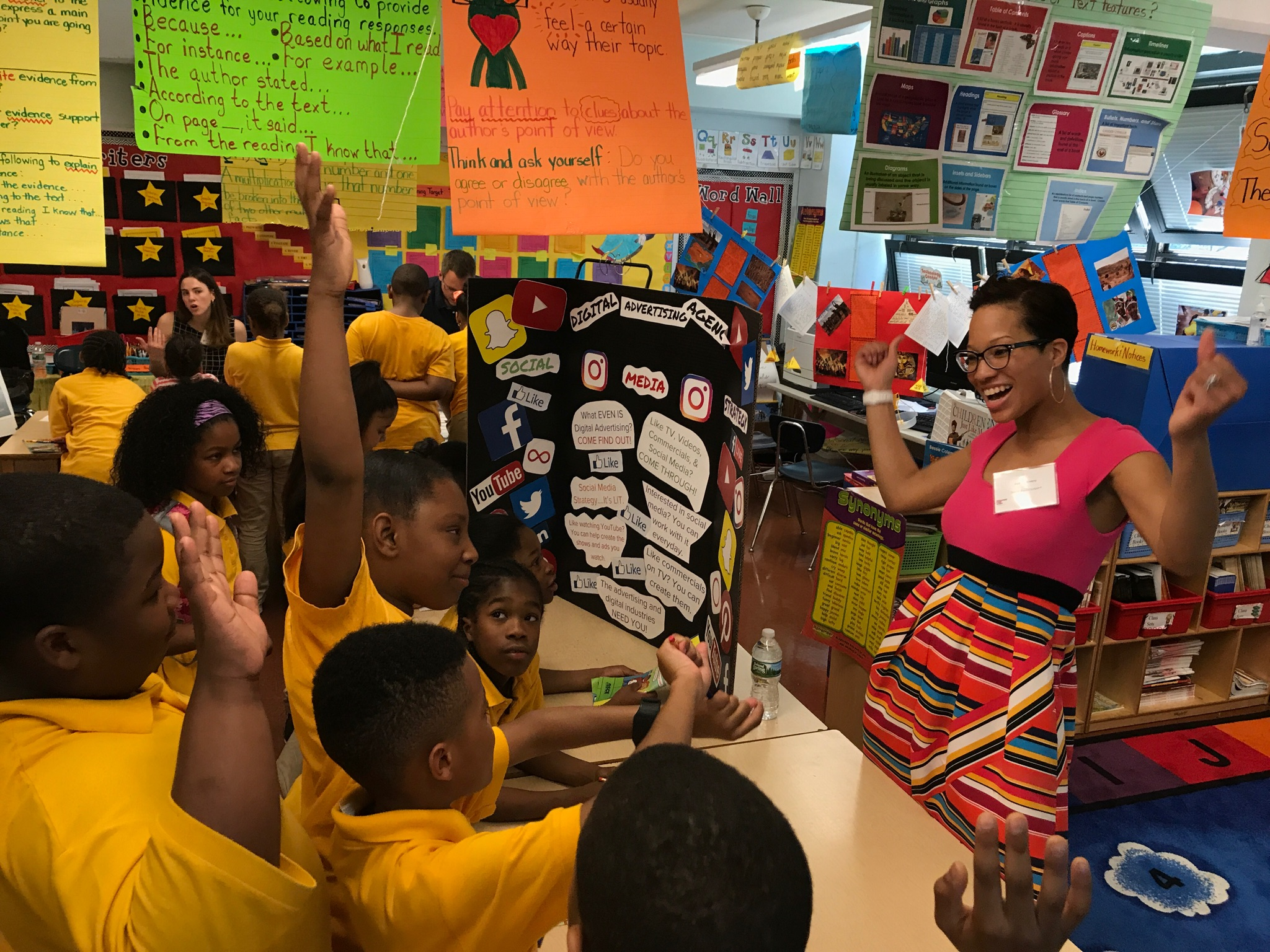Career Day Crawls - Create a Career Day experience your scholars will never forget! Professionals from prestigious organizations everywhere, are eager to visit your school as well as host jaw dropping events in their offices.
