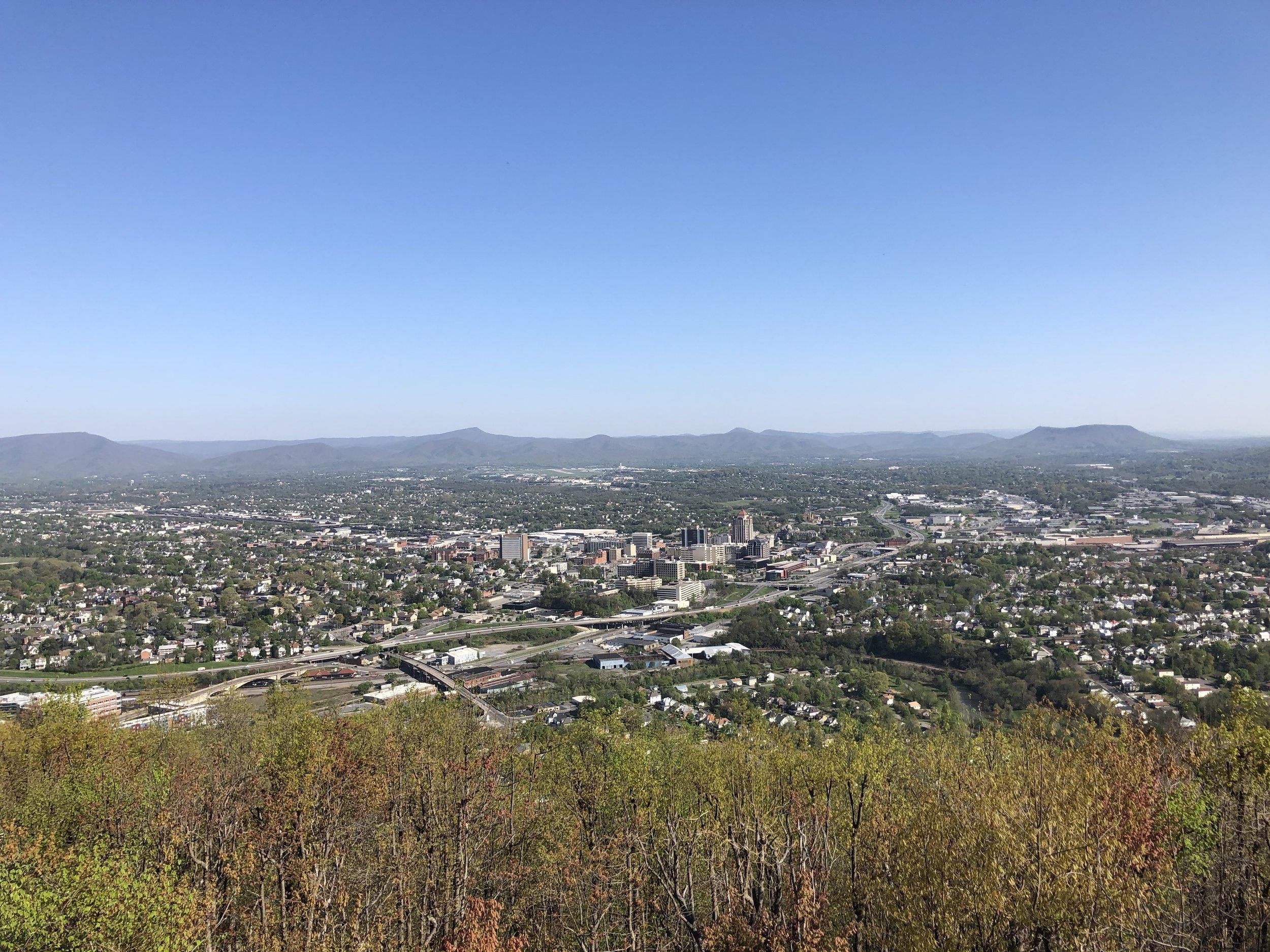 Roanoke Star View