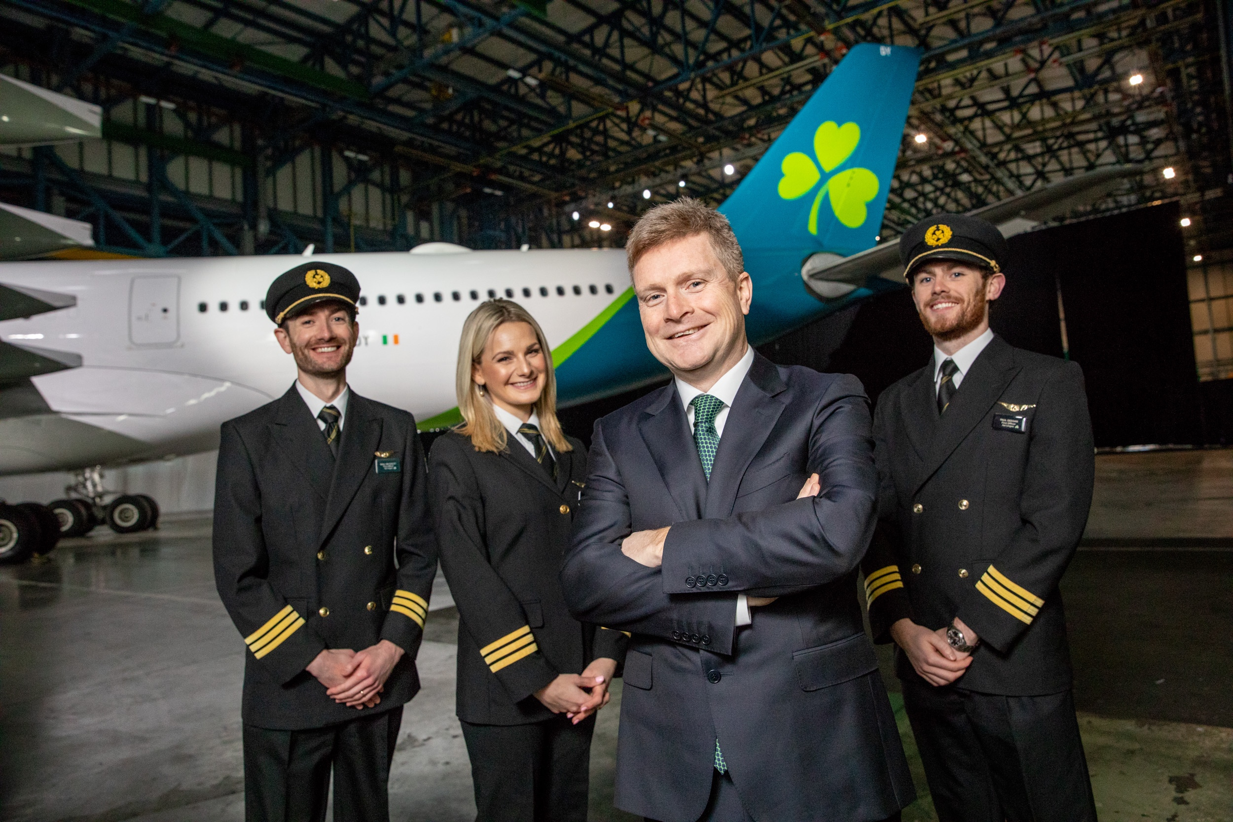 Mike Rutter, COO, Aer Lingus