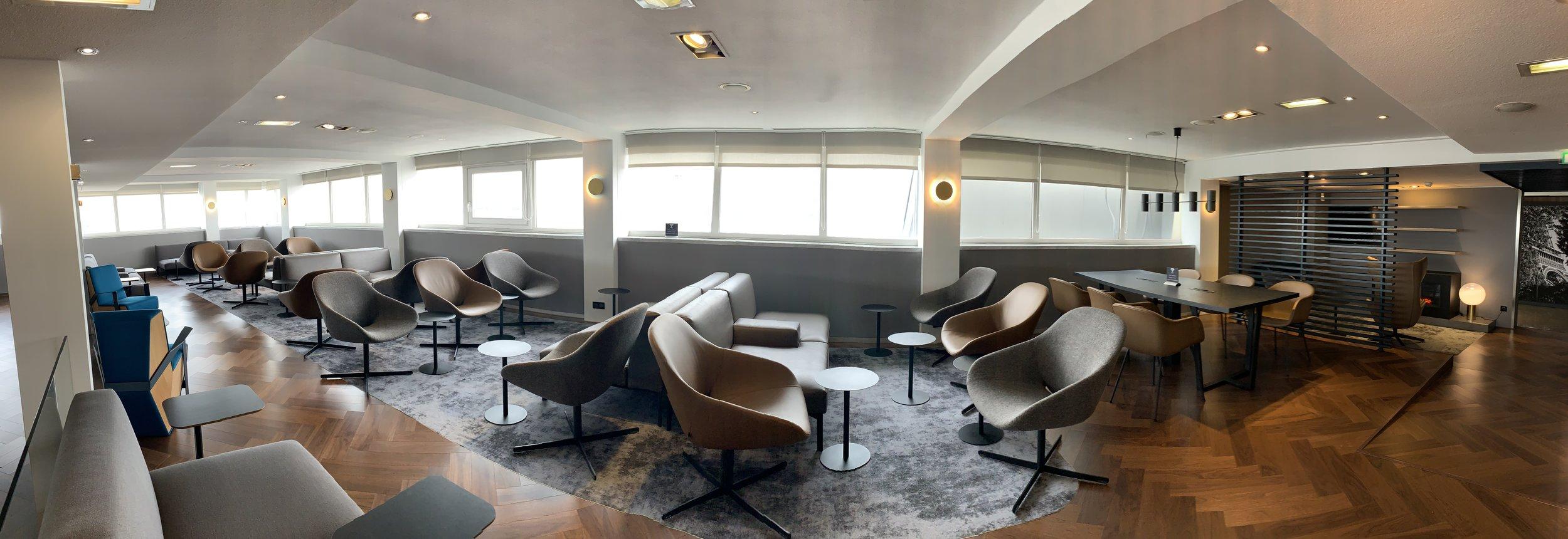 New Refurbished Star Alliance Lounge Paris Charles De Gaulle 10.jpeg