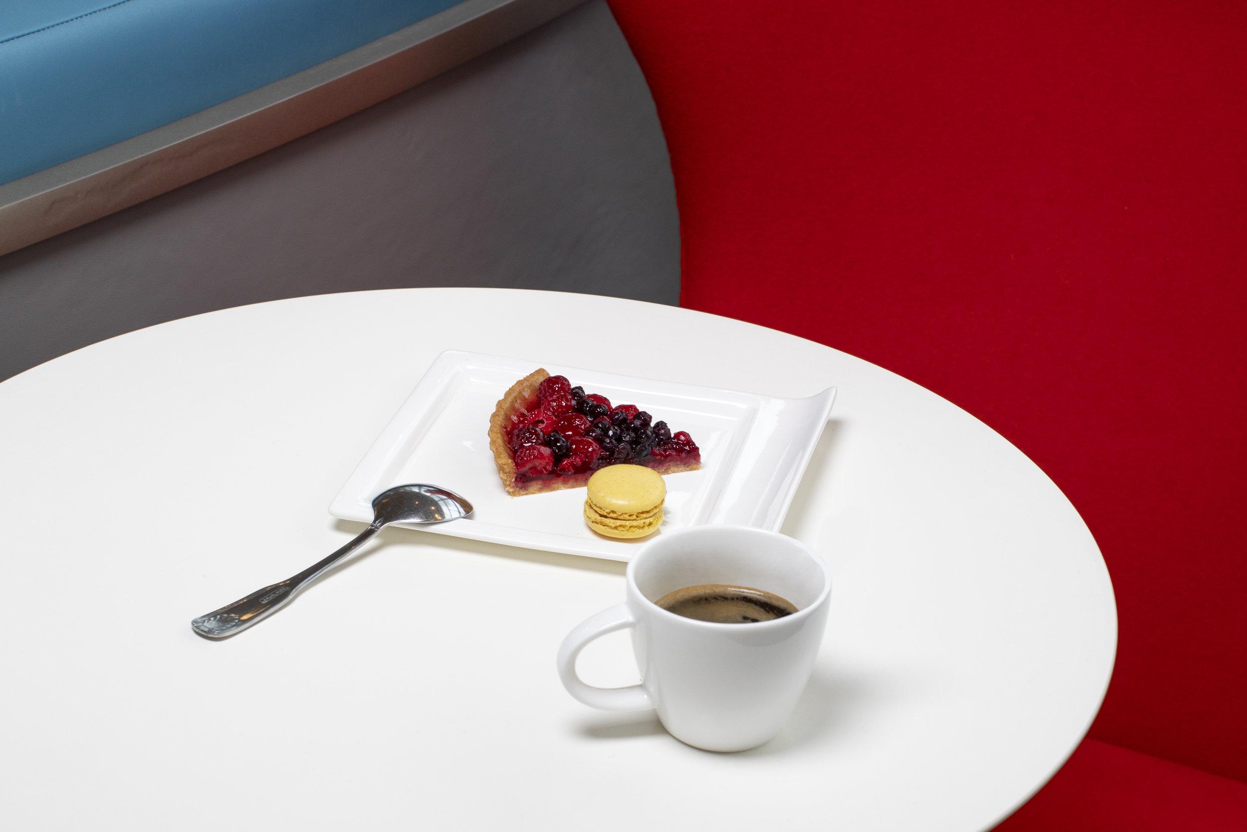Air France Lounge Coffee