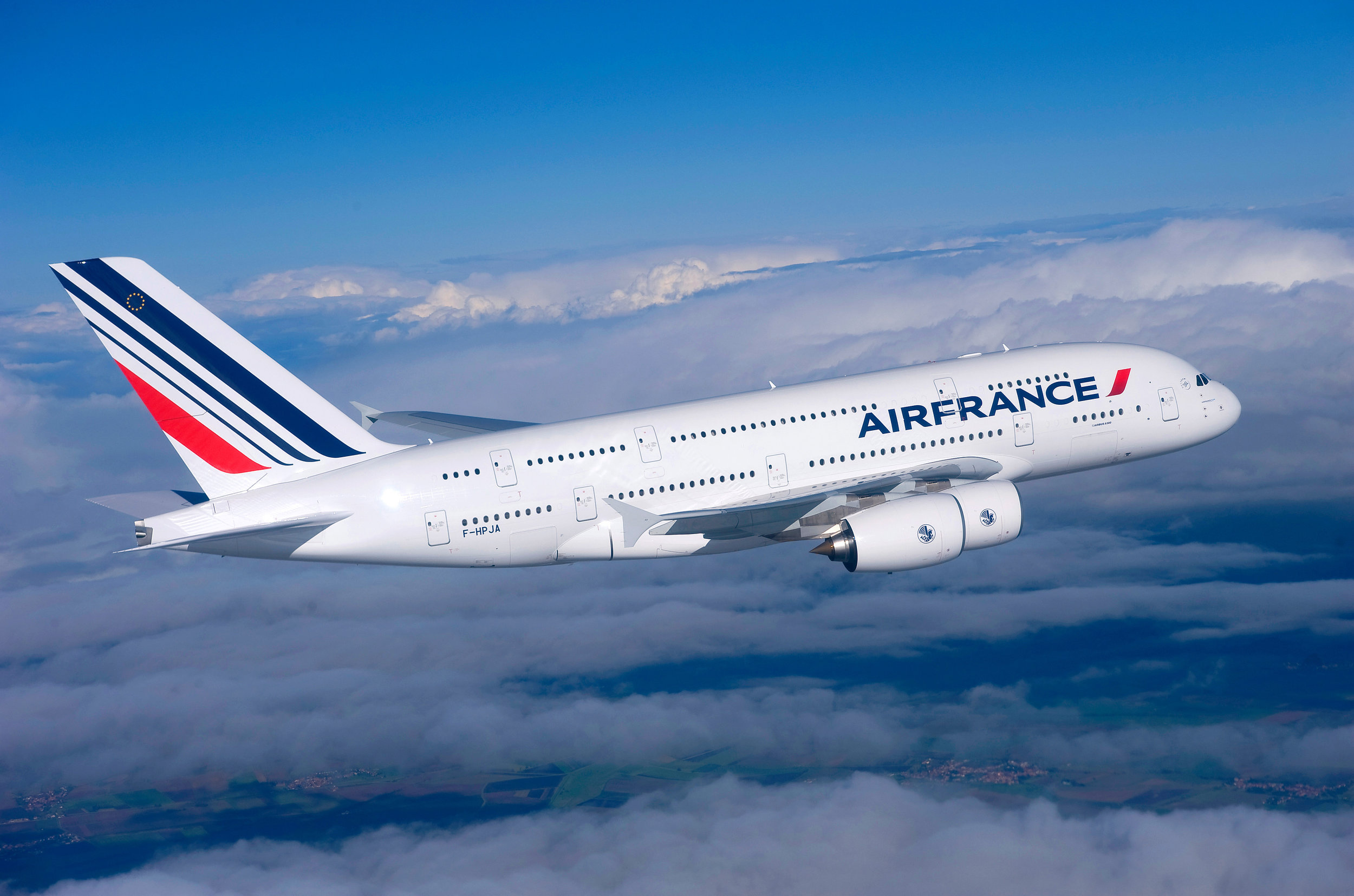 Air France A-380