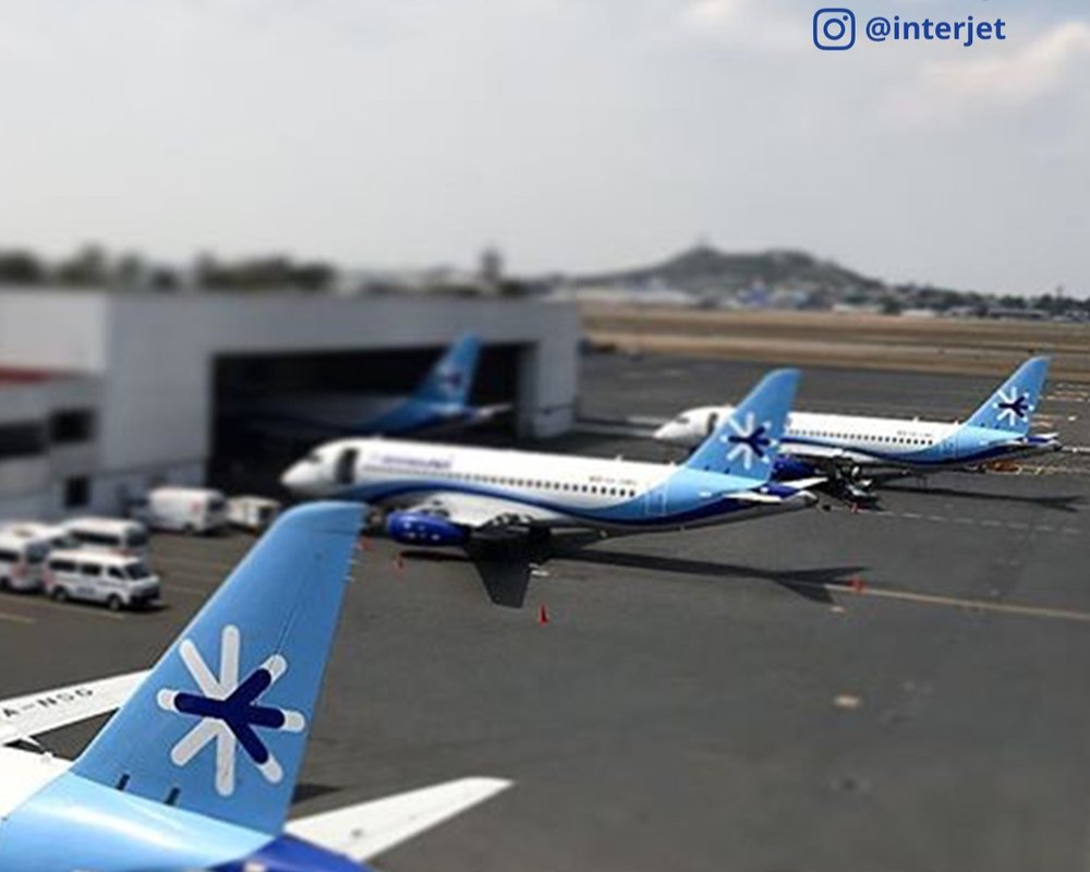 Interjet base