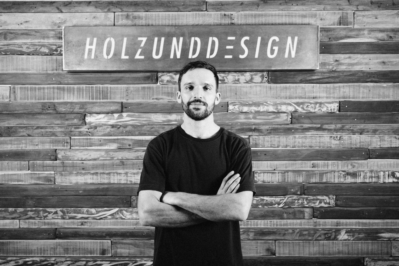 Andreas Binder / Zimmermann  im Betrieb seit 2014