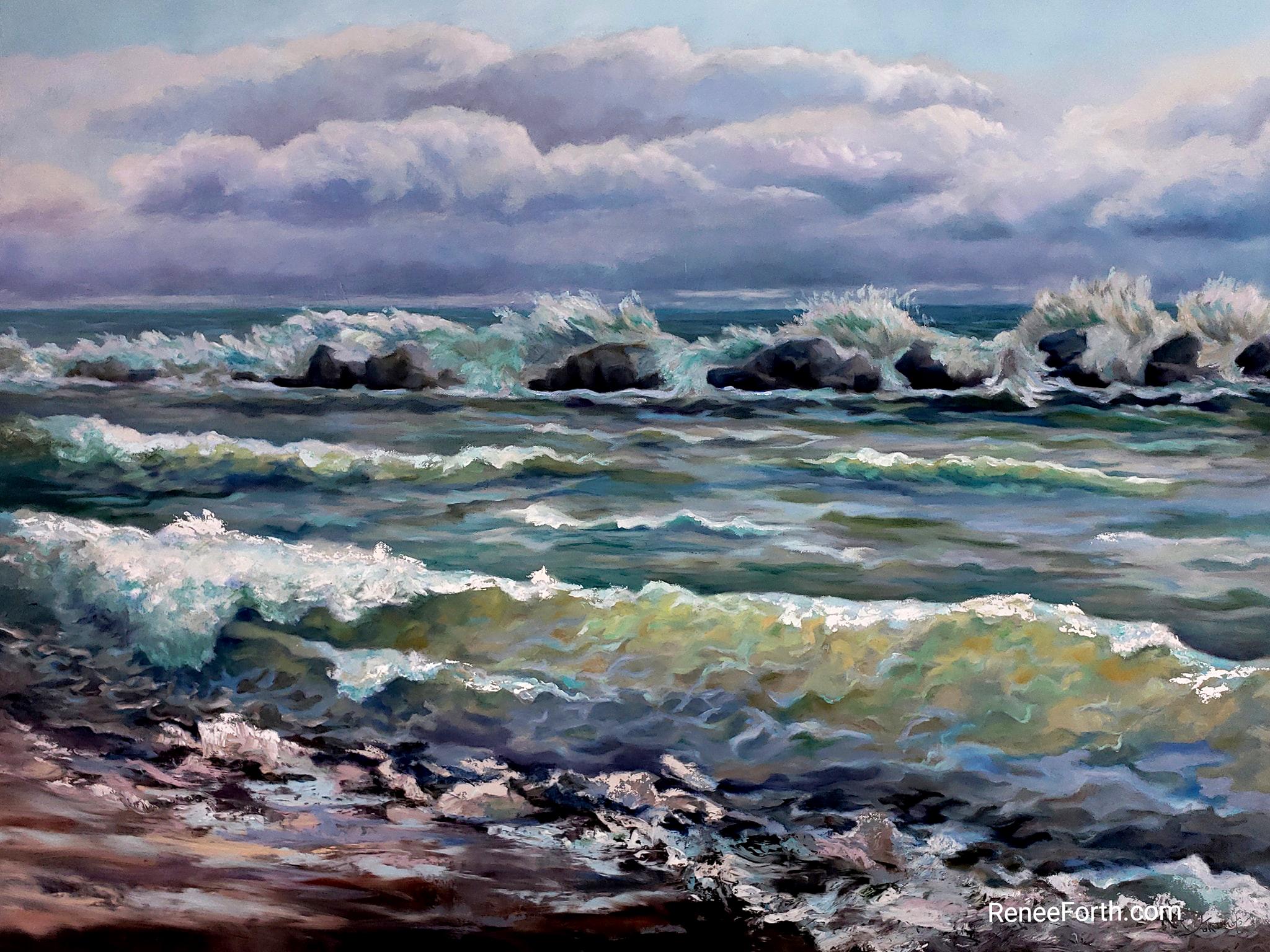 Land Sea Sky -