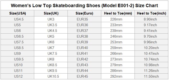 Artsadd women's skater shoe size chart.png