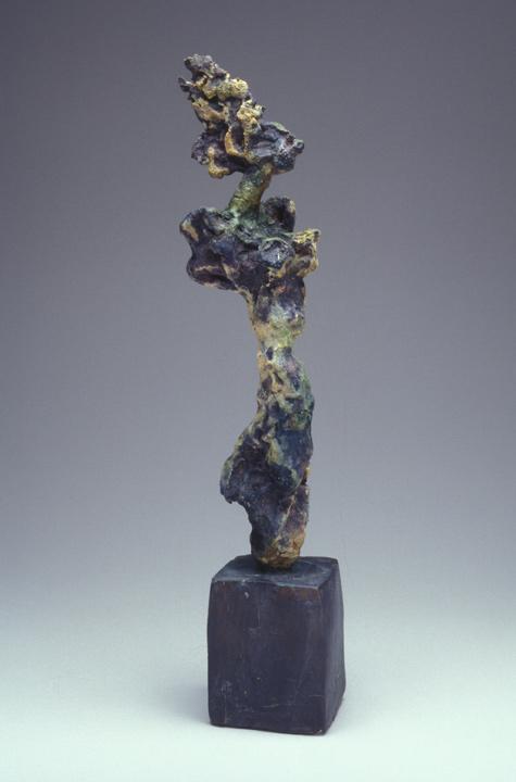 Blue Green Figure
